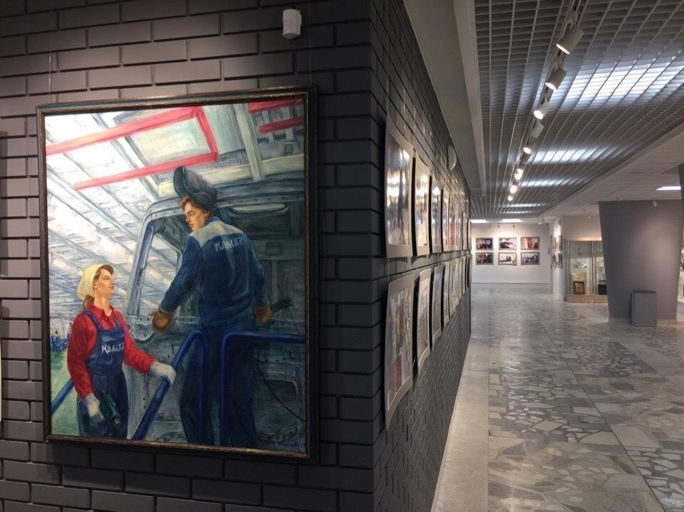 фотовыставка «Город машиностроителей», приуроченная к юбилею «КАМАЗа»