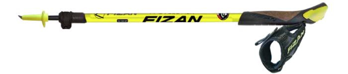 Скандинавские палки Fizan NW Revolution