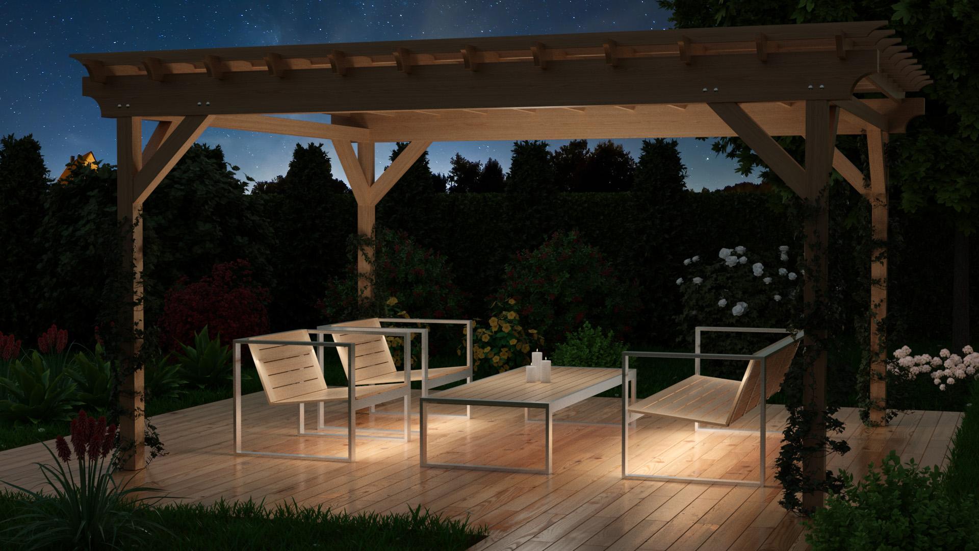 МебельTRIF с led подсветкой