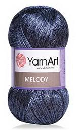 Melody (YarnArt) - красивая пряжа с интересным составом, фото