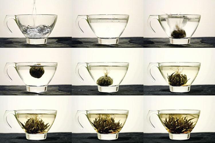 как заваривать связанный чай