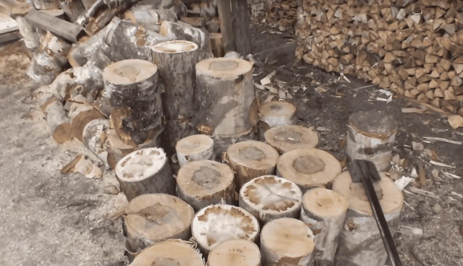 виды дров