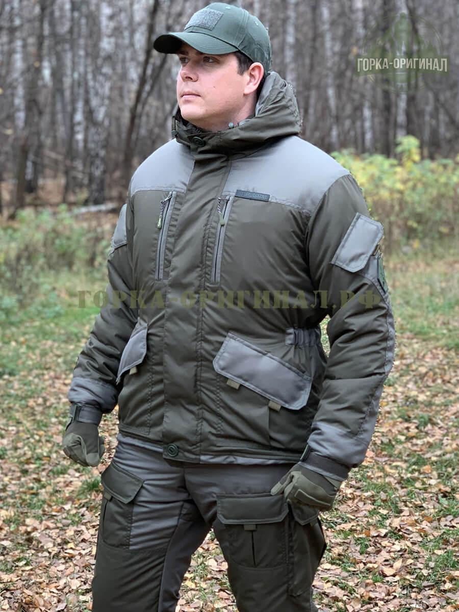 зимние костюмы для рыбалки