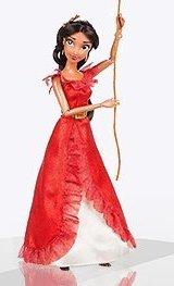 Кукла Елена - принцесса Авалора из Дисней в красном платье