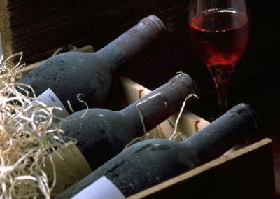 Выдержка вина