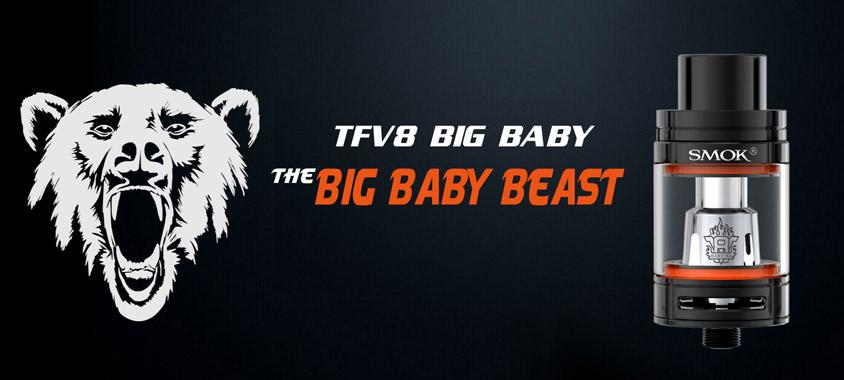 TFV8 BIG BABY - БОЛЬШОЙ МАЛЫШ ЗВЕРЬ