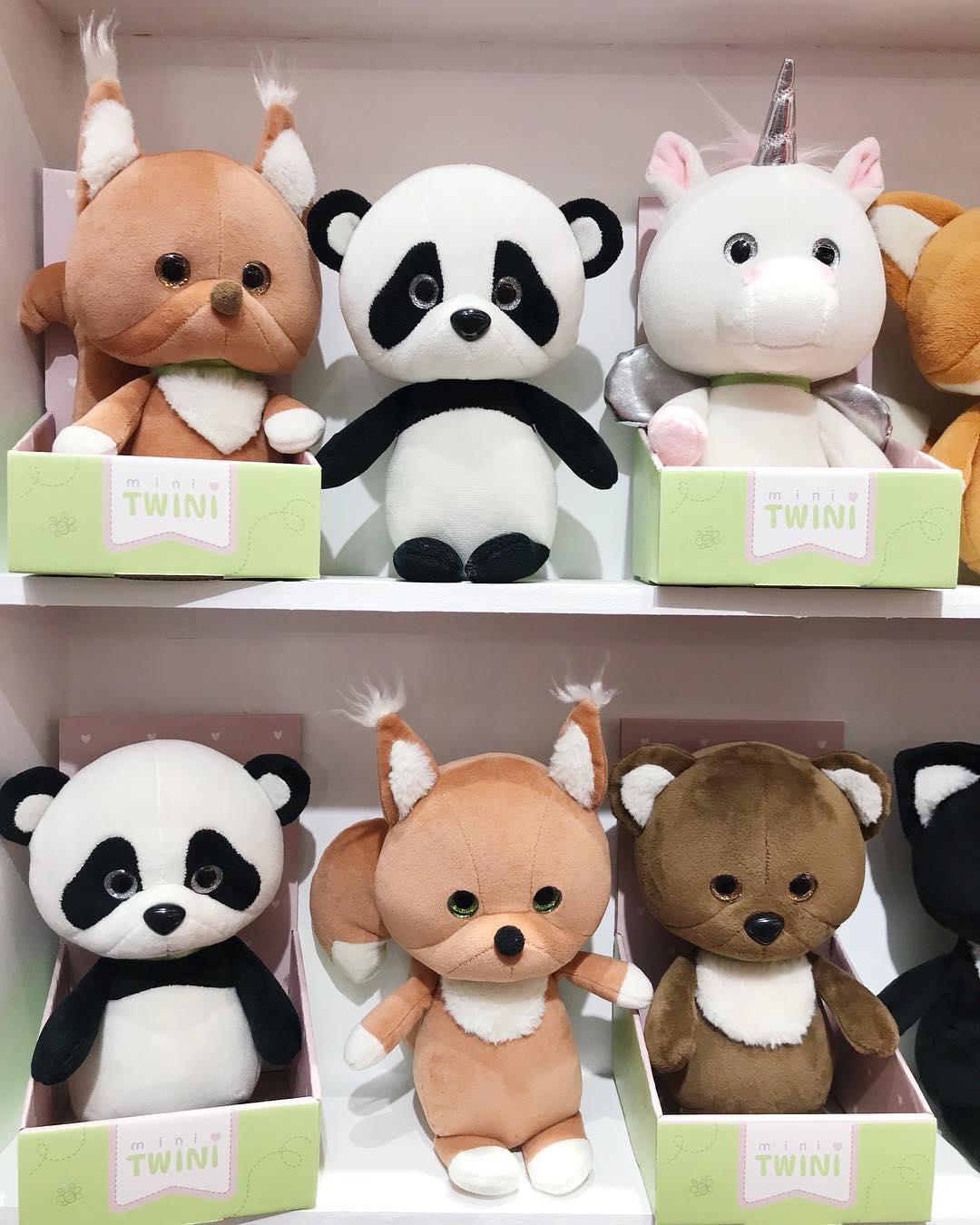 игрушки Mini Twini