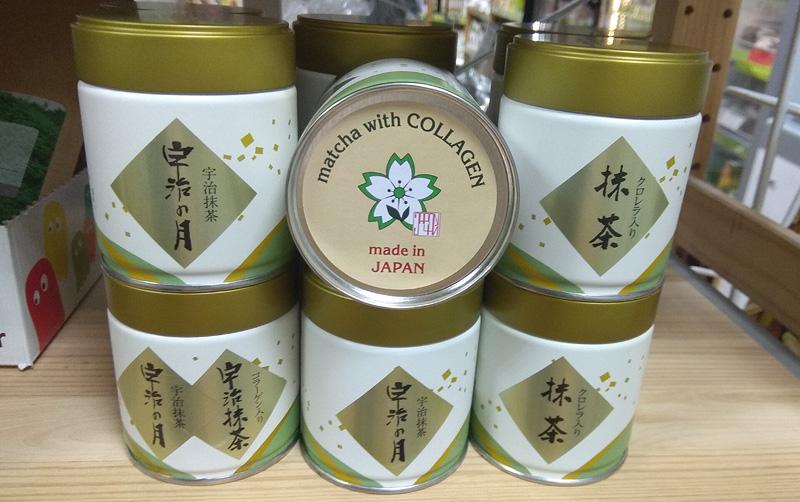 Японский чай маття в И-МНЕ