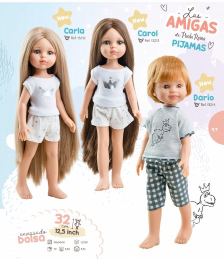 куклы в пижамах 2021 - новый каталог 2021