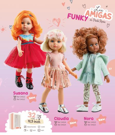 куклы паола рейна 2021 - новый каталог