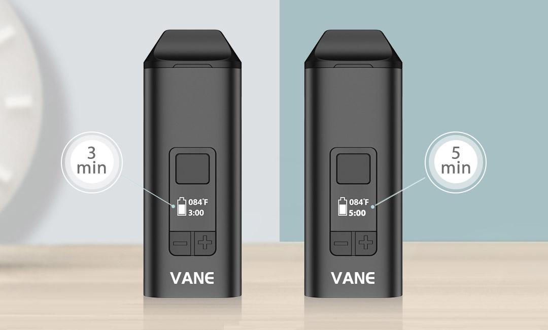 Yocan Vane Dry Vaporizer