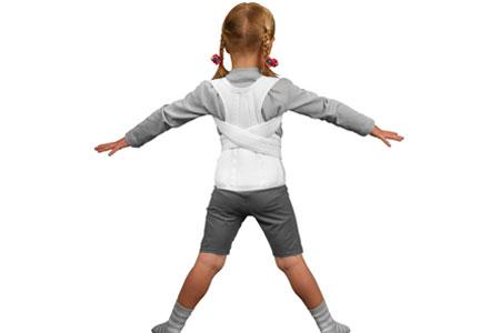 Корсеты и бандажи для детей