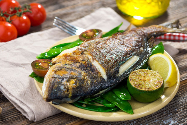 Приготовление рыбы на гриле: секреты шеф-повара