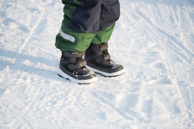 Ботинки Viking Play II R GTX Reflective Black купить в интернет-магазине Viking-boots