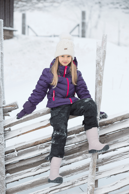 Сапоги Viking Ultra 2 Light Lilac/Charcoal купить в интернет-магазине Viking-boots