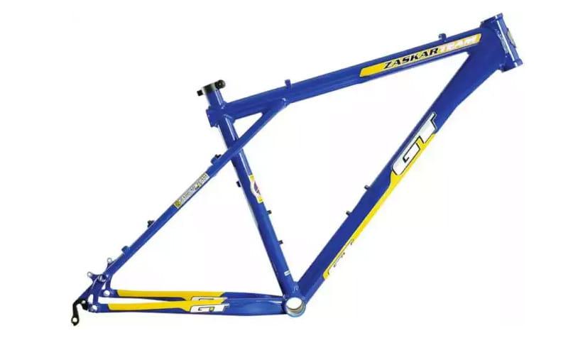 Геометрія велосипедної рами з трьох трикутників