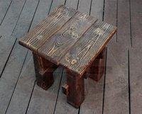 стул в стиле шале