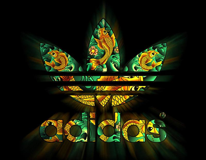 Логотип Adidas - 1