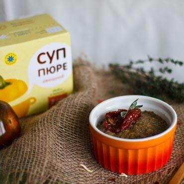 Овощной суп-пюре Компас здоровья