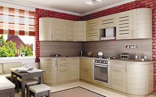 АНАСТАСИЯ СОНОМА Мебель для кухни