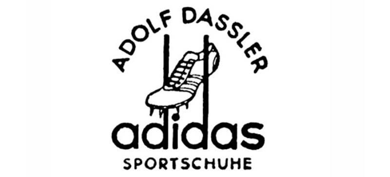 Логотип Adidas - 5