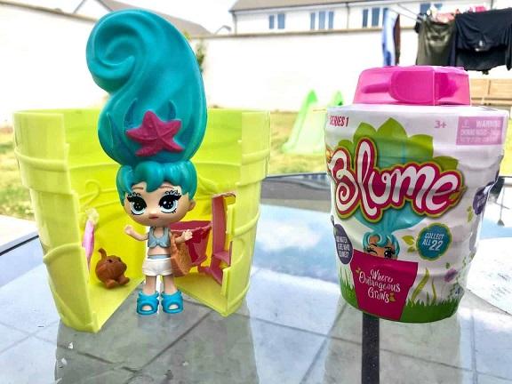 Кукла Blume NORI