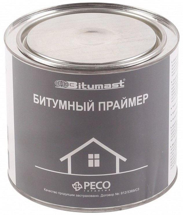 Праймер битумный Bitumast 2 л купить в Москве