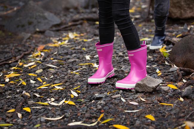 Сапоги Viking Jolly Fuchsia для девочек с доставкой по РФ в интернет-магазине Viking-boots