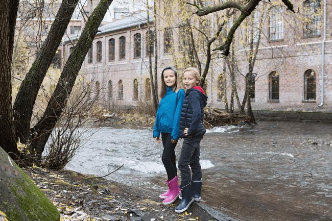 Резиновые сапоги Viking Jolly Navy купить в интернет-магазине Viking-boots