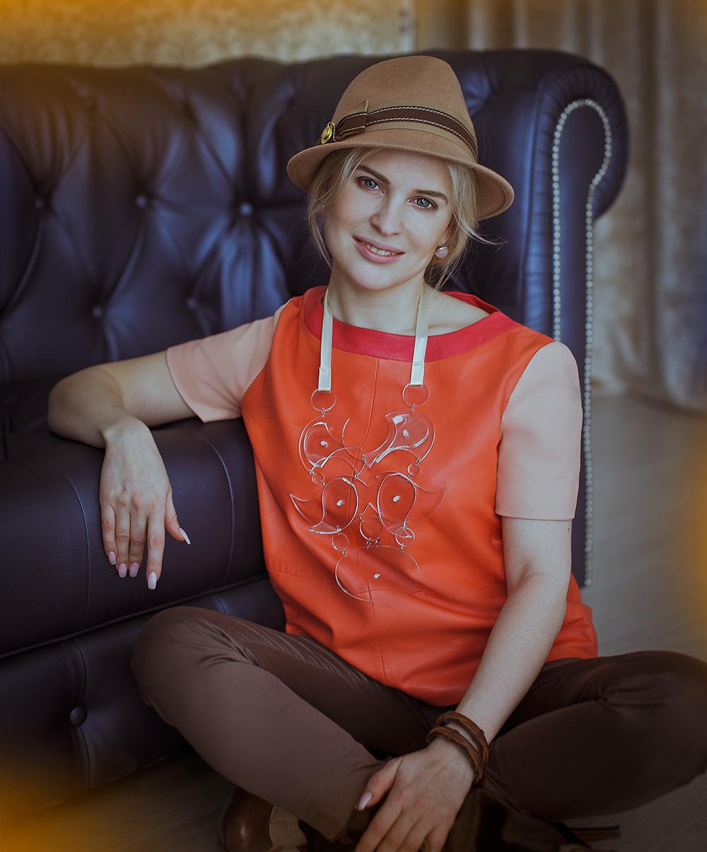 Марина Паскуаль, элитная бижутерия интернет