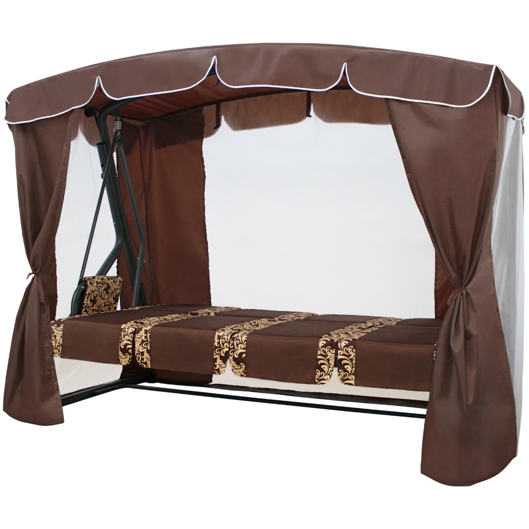 Оазис Люкс Плюс шоколад кровать