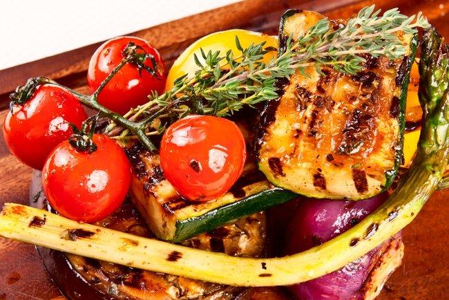 Полезные советы по приготовлению овощей на гриле