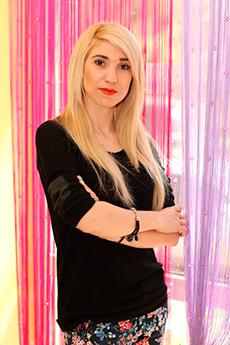 Светлана Волкодав