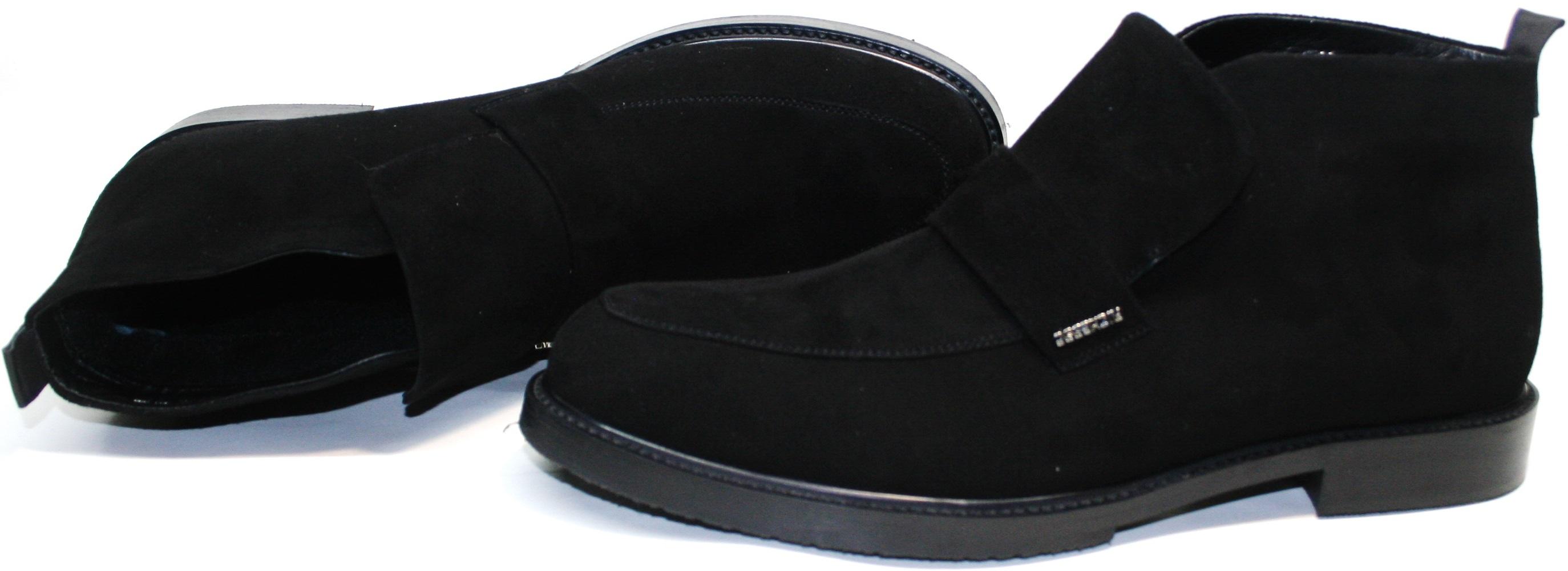 Модные мужские ботинки Ричессе