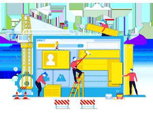 Конструктор интернет магазина Insales
