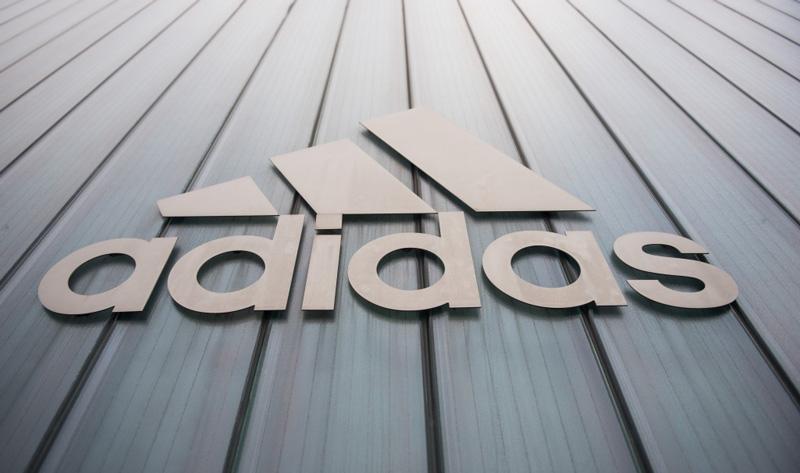 Логотип Adidas - 10