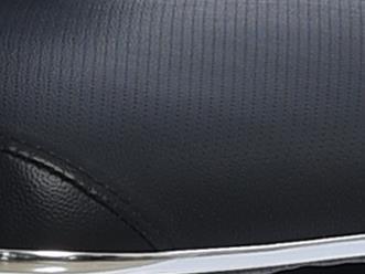 Вид обивки сиденья: кожаная из износостойкого перфорированного материала NewLeather