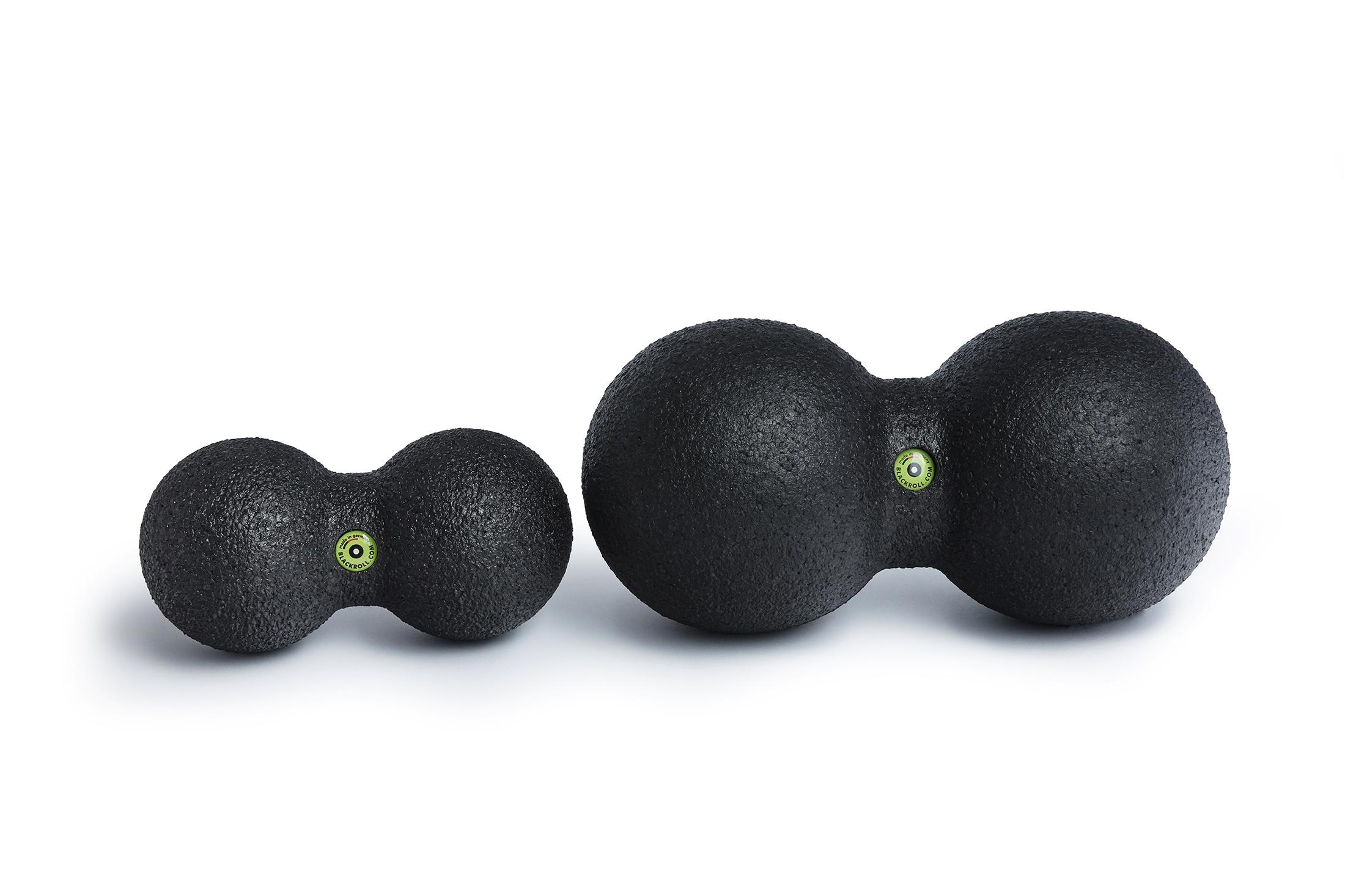 Подвійний масажний м'яч BLACKROLL