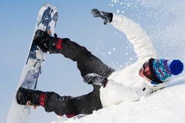 сноуборд травмы