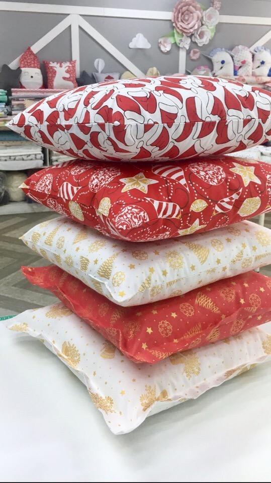 Новогодние ткани купить
