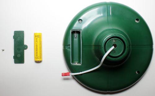 Легкий доступ для замены аккумулятора