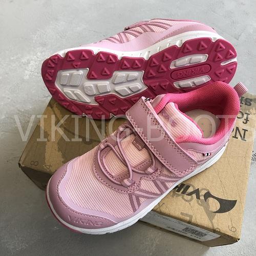 Кроссовки Викинг Холмен Pink Fuchsia с доставкой в магазине Viking-boots