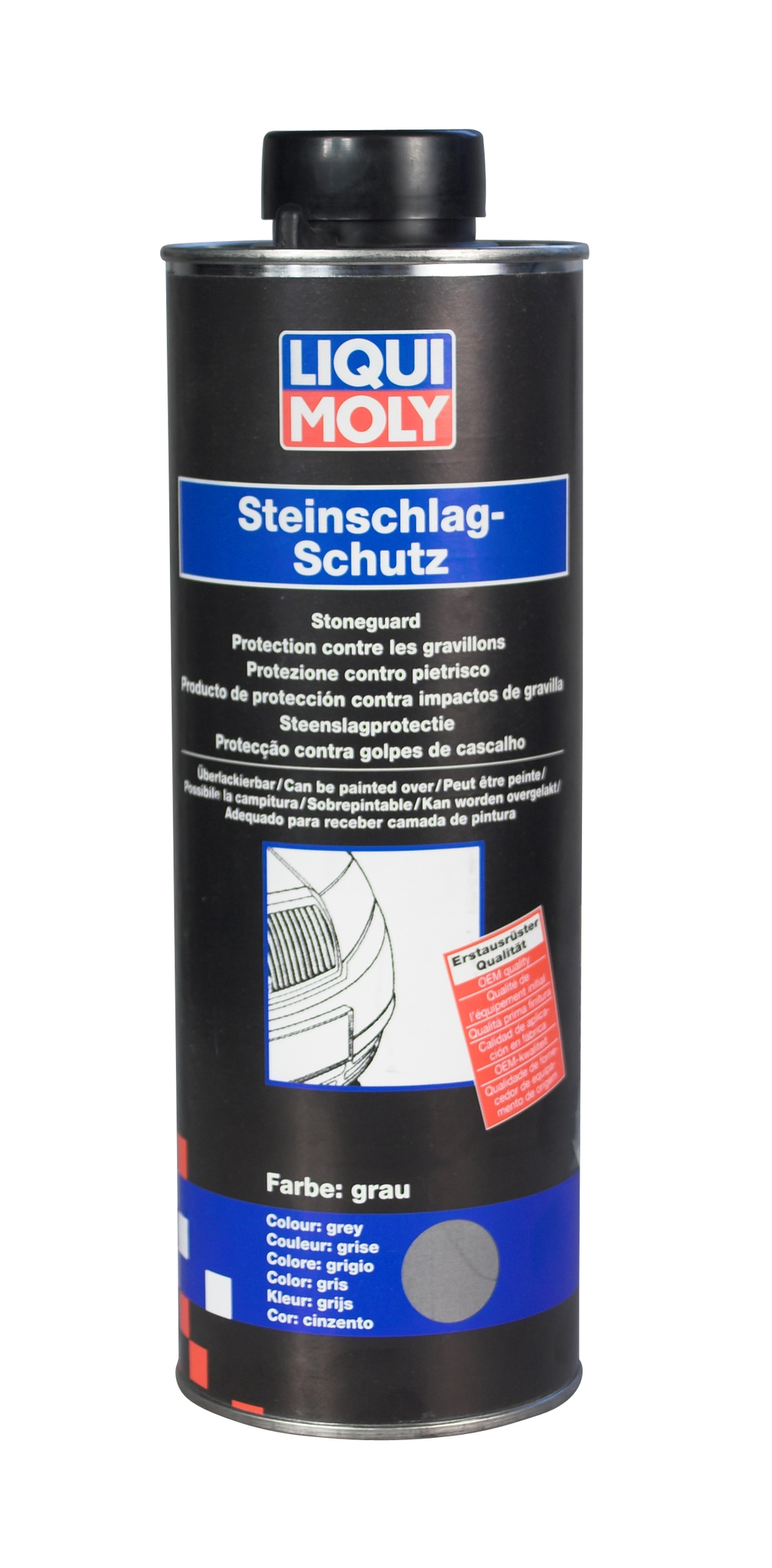 Liqui Moly Steinschlag-Schutz grau Антигравий