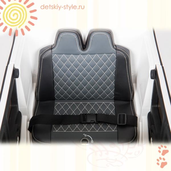 Кожаное сиденье на электромобиль G65