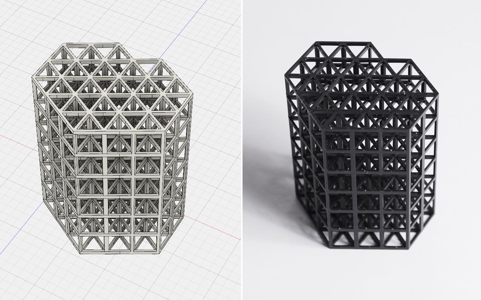 От начального проектирования САПР до трехмерной печатной детали аддитивное производство следует общей последовательности шагов