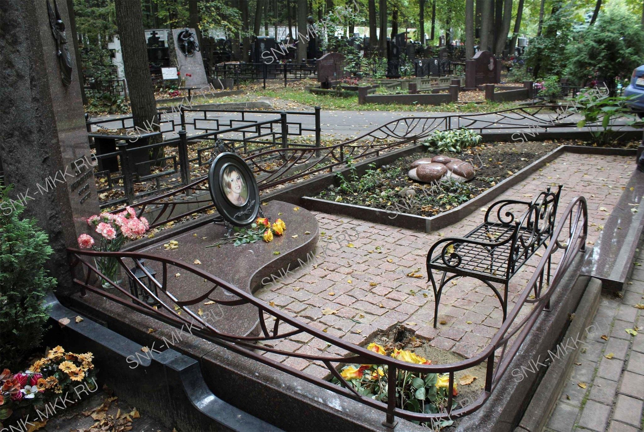 гранитная плитка тротуарная на могилу