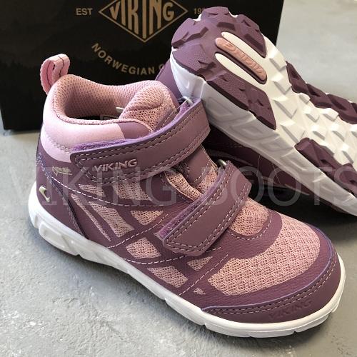 Ботинки Veme Mid GTX Violet Pink купить в интернет-магазине Viking-boots