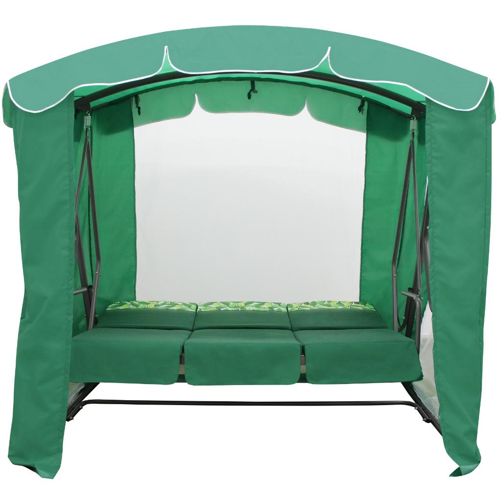 Рандеву Люкс зеленый кровать