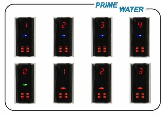 Кран для ионизатора воды Prime Water