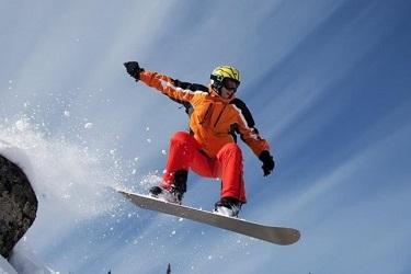 сноуборд защита